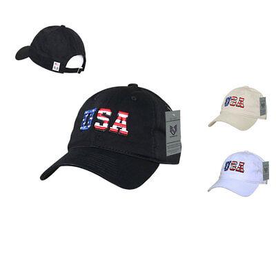 Rapid Dominance Punisher Cross Hair Target Skull Baseball Dad Caps Hats Relaxed