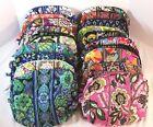 Vera Bradley Large Cosmetic Bag Travel Bag NWT You Choose