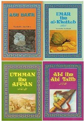 The Four Caliphs: Abu Bakr, Umar, Uthman & Ali  - PB - Ta Ha