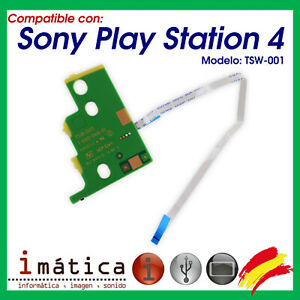 Sign-Button-Expulsion-of-Set-for-Sony-Play-Station-4-PS4-TSW-001-1-980-068-11