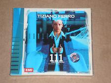 TIZIANO FERRO - 111 (CENTOUNDICI) - RARO CD EDIZIONE CINESE COME NUOVO (MINT)