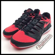the latest 146ef 00be2 item 3 Nike Air Zoom Vapor X HC Solar Red Tennis Shoes Mens Size 10.5 AA8030-006  New -Nike Air Zoom Vapor X HC Solar Red Tennis Shoes Mens Size 10.5 ...