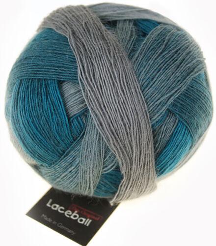 Laceball de schoppel 100g couleur 2263 monochrome merveilleuse Lacegarn