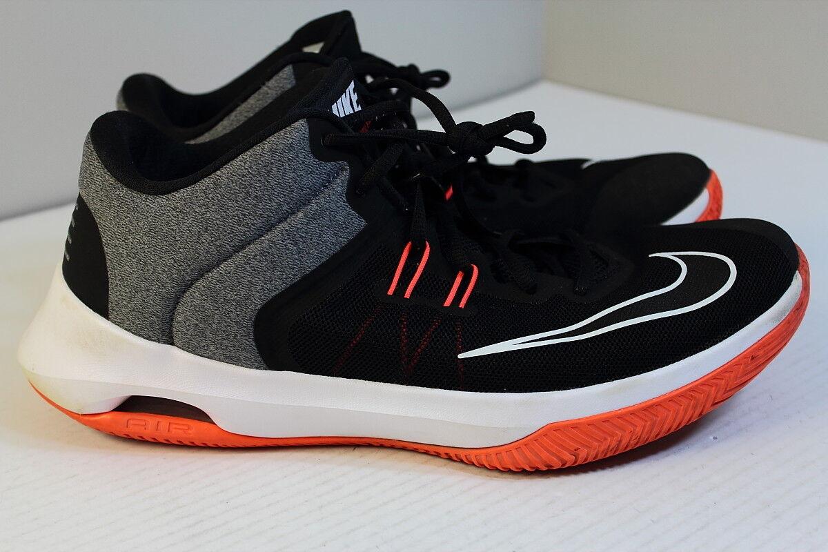 Zapatillas versátil de baloncesto Nike Air versátil Zapatillas II hombres 11,5 a21850