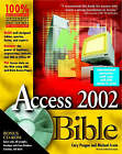 Microsoft Access 2002 Bible by Michael R. Irwin, Cary N. Prague (Mixed media product, 2001)