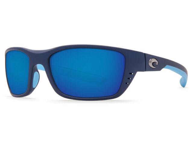 c299e5cdb1 Costa Del Mar Whitetip WTP 123 Matte Heron Sunglasses Blue 580p for ...