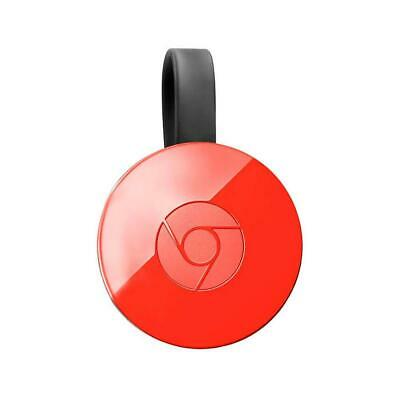Google GA00439 Chromecast - Poppy - 2nd Generation