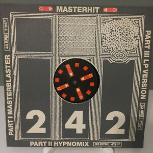 Front-242-Masterhit-1990-Belgium-Vinyl-12-034-RRET-9-Mint-UNPLAYED