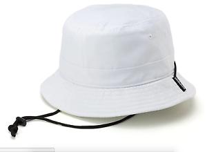 c71bf247e8e Adidas 5136277 Men s Generation Bucket hat white cap safari Fishing ...