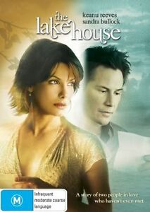 Lake-House-DVD-2006-Keanu-Reeves-Sandra-Bullock-R4-NEW-amp-SEALED-TZ1