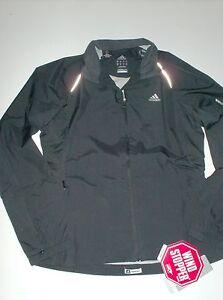 Details about Adidas Snova Gore Windstopper 556573 Windbreaker Running Jacket Size 40