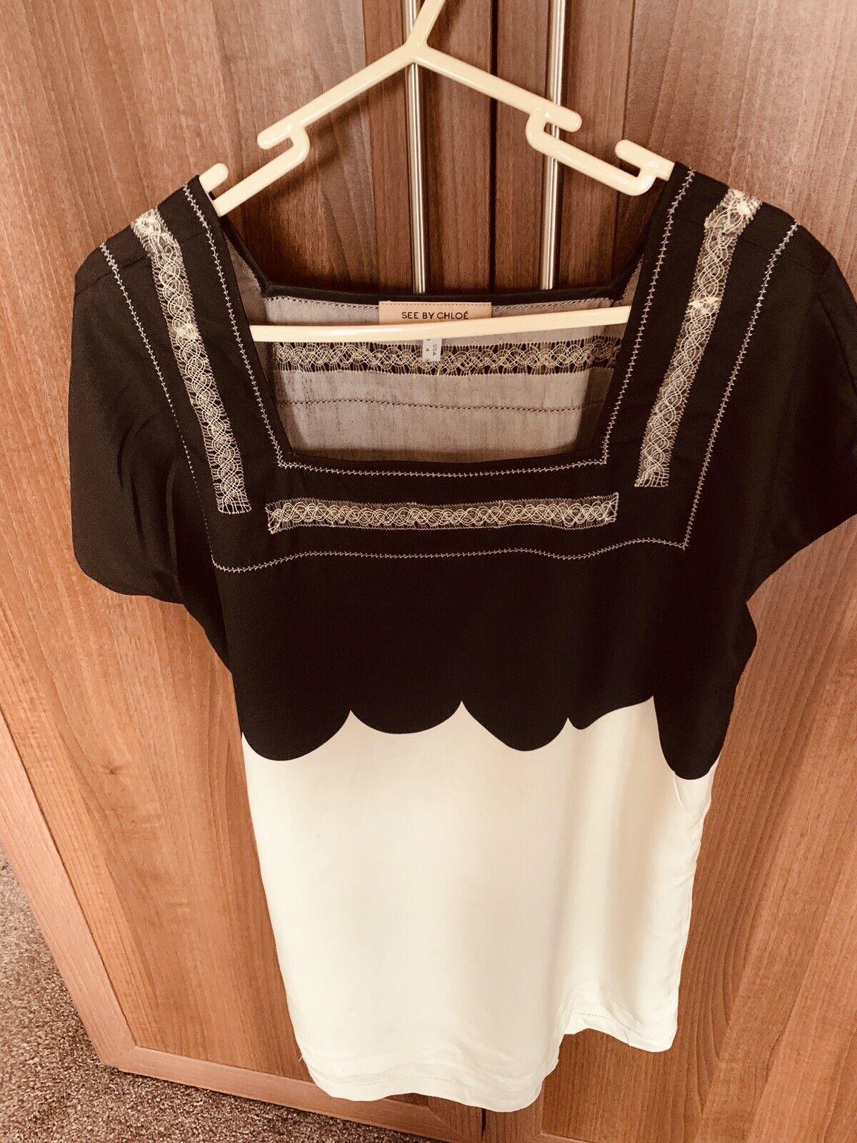 See By Chloe Mono Dress