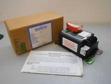 Setra C264 Pressure Transducer 264120 13 0 01 Wc 24vac Nasa Calibration