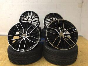 BMW-3-4-5-6-7-SERIES-19-034-405-M-PERFORMANCE-ALLOY-WHEELS-amp-TYRES-F30-F10-sport