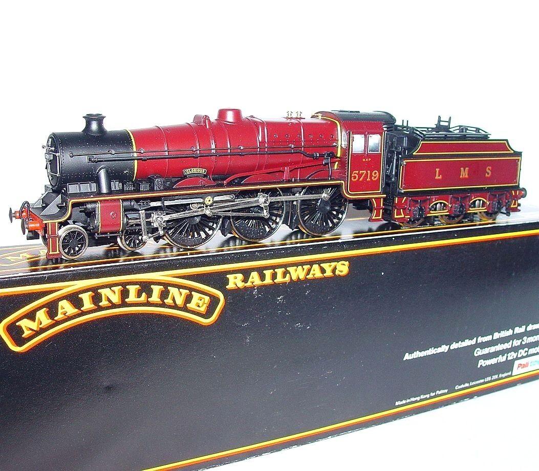 Mainline OO LMS Railways JUBILEE Class Class Class GLORIOUS Crimson Steam Locomotive MIB`78 1f5965