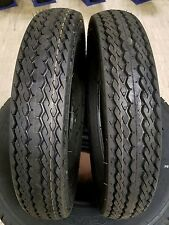 2-NEW 530X12 C LOAD RANGE HIGH SPEED TRAILER TIRES -H188ST  FREE SHIPPING  LOW $