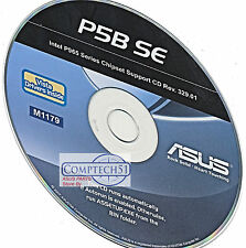 ASUS P5B SE  MOTHERBOARD AUTO INSTALL DRIVERS M1179