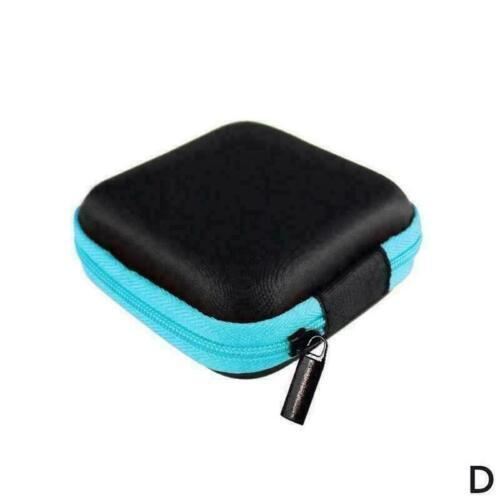 Waterproof Carrying Hard Case Box Headset Earphone Storage Earbud Ba  Pouch W6D4