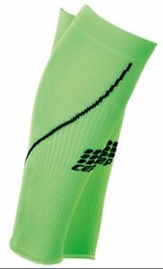CEP-Sportswear-1-0-Compression-Leg-Sleeves-for-Men-in-Flash-Green