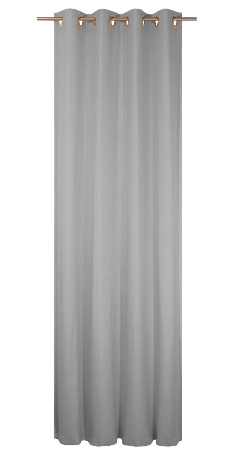 Fertiggardine     Ösenschal Felsted Farbe 970 grau   5 Größen | Hohe Qualität und günstig  693db8