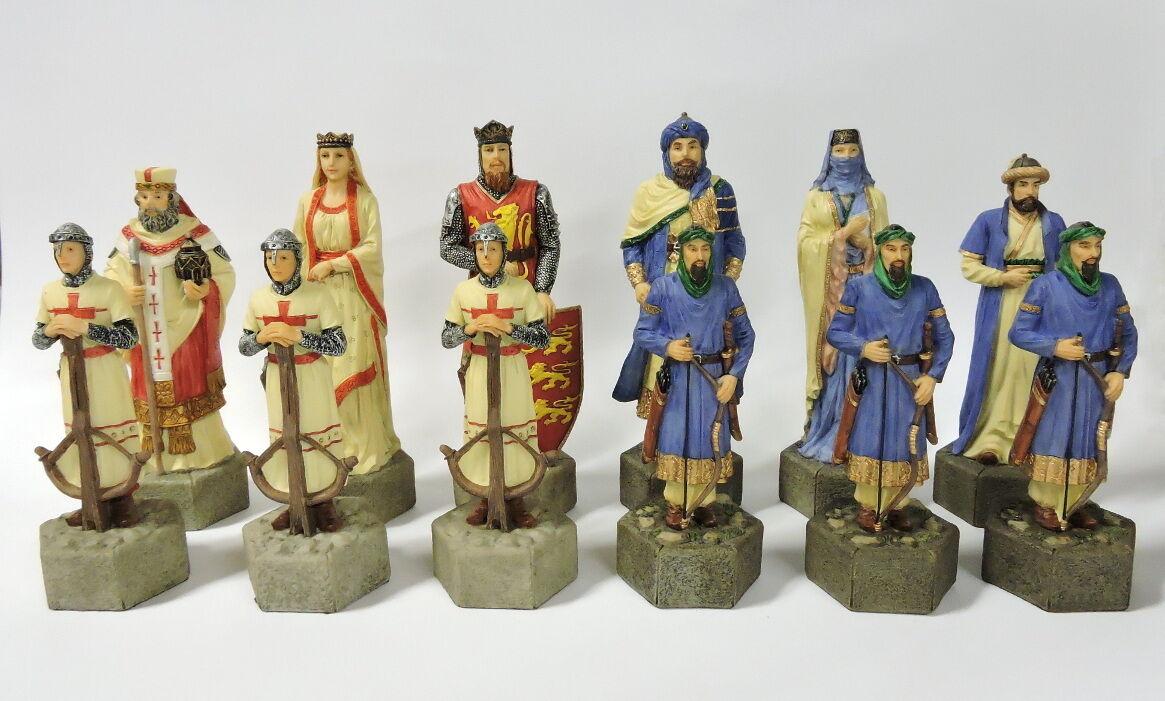 歴史上のチェスセット