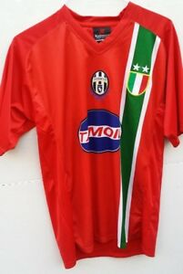 3f7ef60d43b Image is loading Juventus-Centennial-Anniversary-Jersey -1905-2005-Tamoil-Size-