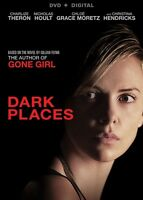 Dark Places Sealed Dvd Charlize Theron