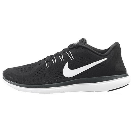 NIKE Womens Nike Flex 2018 Rn 898476-001 BLACK Comfortable New shoes for men and women, limited time discount