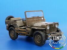 Plus Model #242 Conversion Set for 1/35 M38 Jeep for Italeri/Tamiya kit
