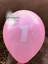 First-1st-Birthday-Number-1-Boy-Girl-Balloons-Baby-Party-Baloon-first-number-RFS thumbnail 2