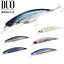 DUO SPECIAL WEIGHT TUNE JERKBAIT MINNOW LURE SPEARHEAD RYUKI 95S WT SW LIMITED