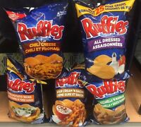 25% Off When 3 Or More Added To Cart Ruffles Mozzarella All Dressed Chili