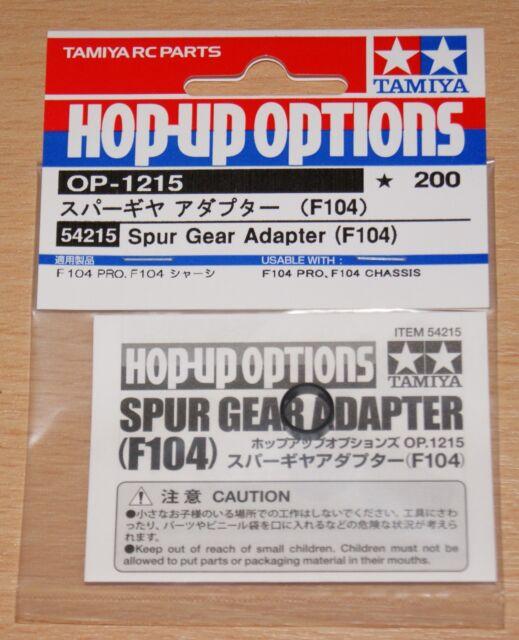 OP1215 Spur Gear Adapter Tamiya 54215