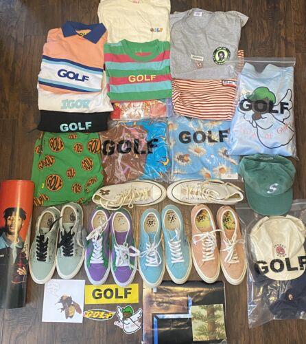 Golf Wang lot