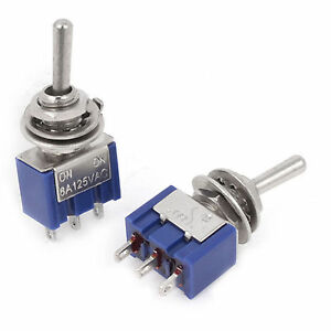 On-On-SPDT-3-broches-Toggle-Switch-AC-125V-6A-CH