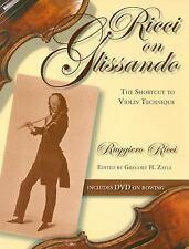 Ricci on Glissando : The Shortcut to Violin Technique by Ruggiero Ricci and...