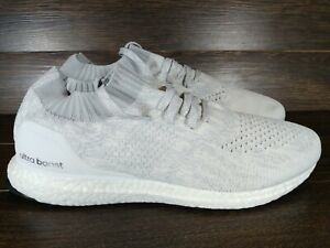 Verter Pegajoso mosaico  NEW Adidas Ultraboost Ultra Boost Uncaged White Tint Shoes Men Size 12  DA9157 (2 | eBay