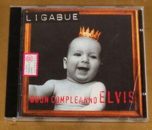 LIGABUE-BUON-COMPLEANNO-ELVIS-1995-WARNER-OTTIMO-CD-AB-147
