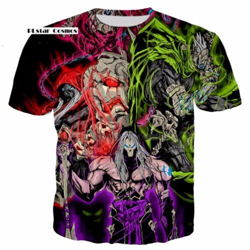 Game Darksiders 3 Men Women 3D Print Casual T Shirt //Hoodies//Sweatshirts P08