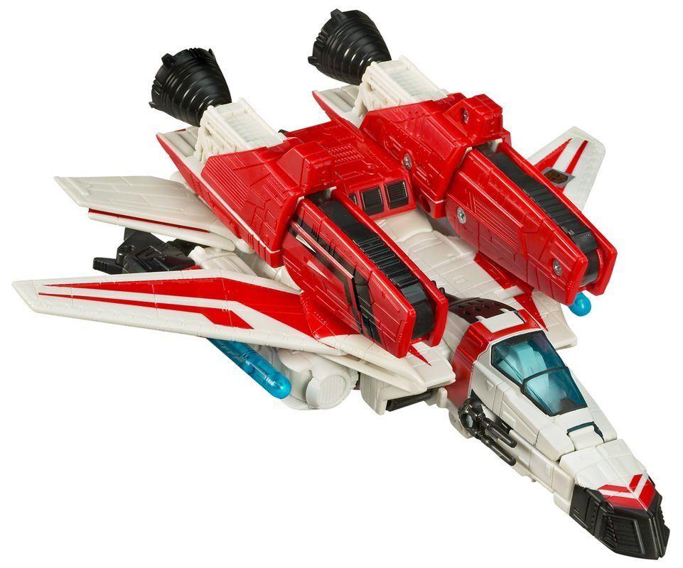 Transformers Robots Robots Robots Disfrazados Jetfire Completo Rid Clásicos Chug Jet  saludable