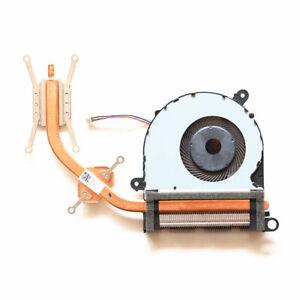 laptop asus UX310 ux310u ux310uq rx310 u310u U410U cpu cooling fan With heatsink