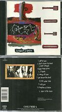 CD - TOTO : KINGDOM OF DESIRE / 11 TITRES / DON' T CHAIN MY HEART