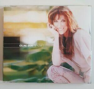CELINE-DION-EXEMPLAIRE-RTL-I-039-M-ALIVE-REMIXES-MAXI-CD