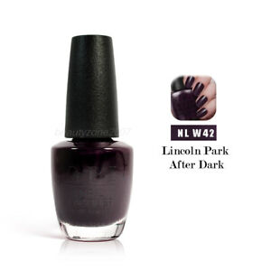 lincoln nail is after tag polish which park witch dark fall color manicure opi rivmixx