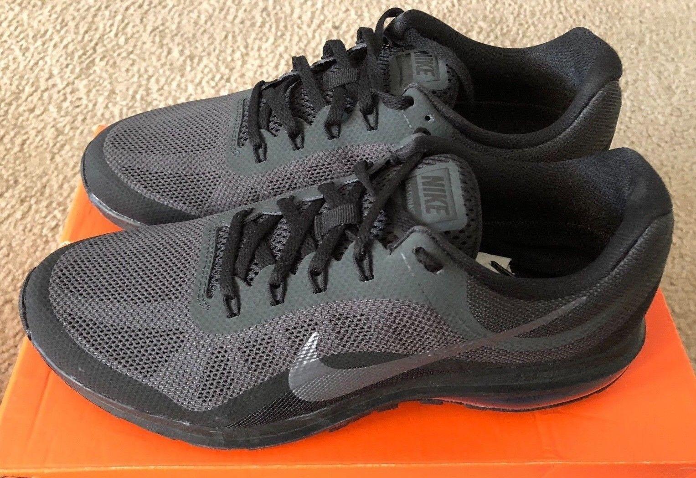 Nike 7,5?l'ossidiana mavrk metà 2 6 uomini sz 7,5?l'ossidiana Nike nera / nero-glass blu?386611-401 2009 5a7a87