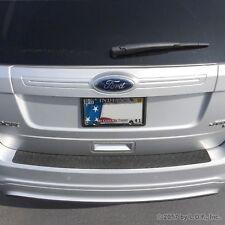2011 2014 Fits Ford Edge 1pc Rear Bumper Applique Scratch Guard Protector Cover