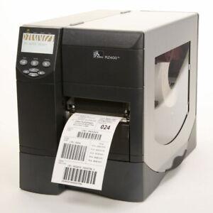 ZEBRA-rz400-8-Dots-Industrial-Printer-10-100-034-203-DPI-Thermo-transfer