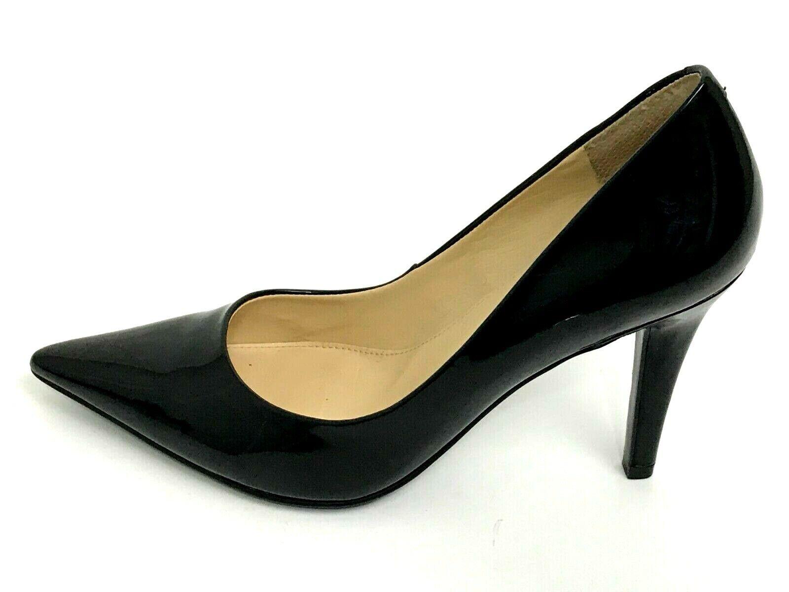 Ralph Lauren Black Patent Stiletto Women's shoes Size US 6   UK.4   EU 36.5