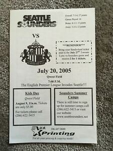 SEATTLE-SOUNDERS-V-SUNDERLAND-2005-06