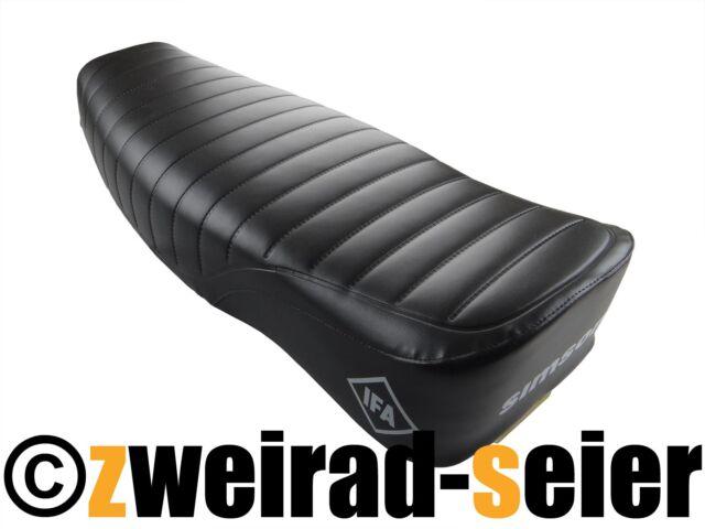 Sitzbank komplett strukturiert schwarz Simson S50 S51 S70 Enduro